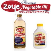 Introducing Zoye Premium Cooking Oils
