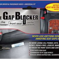 Auto Seat Gap Blocker