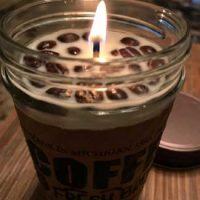 Introducing The Scented Bean Coffee Soy Candles