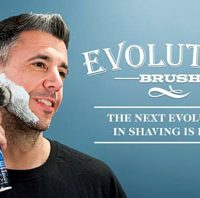 Introducing The Evolution Brush by Legacy Shave