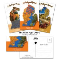 Introducing Michigan History Postcards