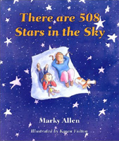 There are 508 Stars in the Sky Book authored by Marky Allen