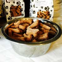 Apple Cinnamon Training Dog Treats