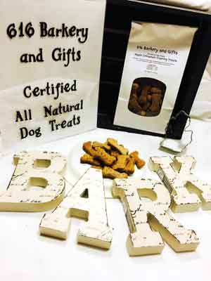 616 Barkery All Natural Dog Treats