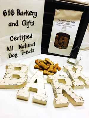 616 Barkery All Natural Dog Treats