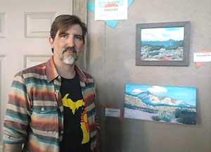 Artist John French