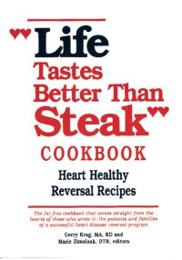 Life Taste Better Than Steak Cookbook