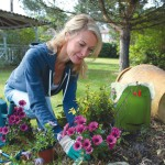 BagSavr in the Garden