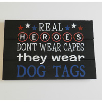 Patriotic Inspirational Signs