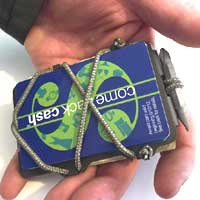 Minimalist Survival Bandit Wallet