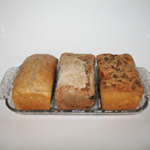 Homemade Sweet Breads