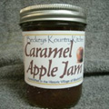 Homemade Caramel Apple Jam