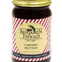 Cherry Butter Traverse City Michigan | Benjamin Twiggs Cherry Products