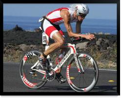 Ben - Ironman Triathalon