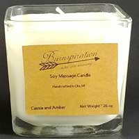Soy Massage Candles Caylee Collection