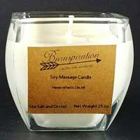 Soy Massage Candles Maddie Collection
