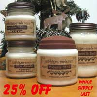 Kristin & Company Candles Limited Availability Holiday Scents