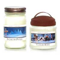 Kristin & Company Holiday Candles