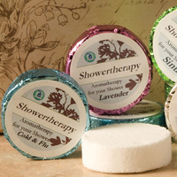 Shower Aromatherapy Tabs