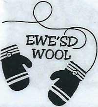 Ewesed Wool Mittens