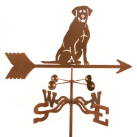Cats and Dogs Weather Vanes