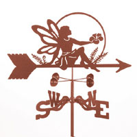 Whimsical Weather Vanes