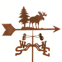 Wildlife Weather Vanes