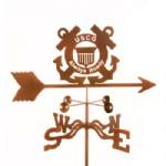 Coast Guard Weather Vane