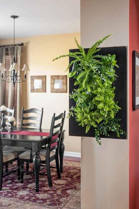 Indoor & Outdoor Living Wall Planter Gallery | Grovert Vertical ...
