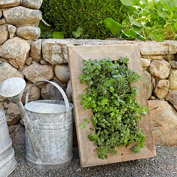 Indoor & Outdoor Living Wall Planter Gallery  Grovert Vertical Wall ...