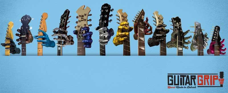 GuitarGrip Hand Hangers