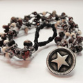 Frontier Hand Knotted Multi Strand Bracelet