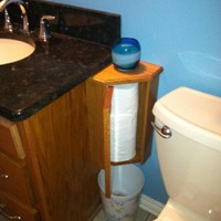Hide-A-Roll Toilet Paper Holder – Michigan Made Product