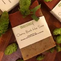 Cherry Bomb Hops Soap