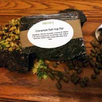 Cinnamon Salt Hops Soap