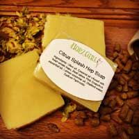 Citrus Splash Hops Soap