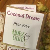 Coconut Dream Hops Soap