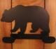 2 Hook Bear Iron Hanger