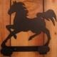 2 Hook Horse Iron Hanger