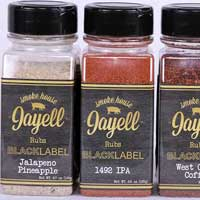 Jayell's Black Label Rubs