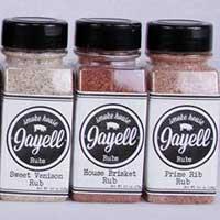 Jayell's Rubs