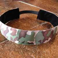 Wide 1.5 inch No-Slip Headbands
