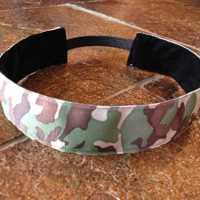 Wide 1.5 inch No-Slip Headbands