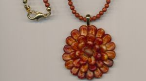 Red Jasper Corn Jewelry