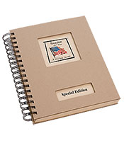 Freedom isn't Free - A Military Journal Write It Down Full Size Journal