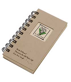 Golfing - The  Golfer Mini Journal