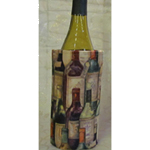 Wine Bottle Koozie