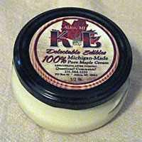 Maple Syrup Cream