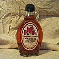 Pure Michigan-Made Maple Syrup