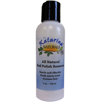 All Natural Nail Polish Remover